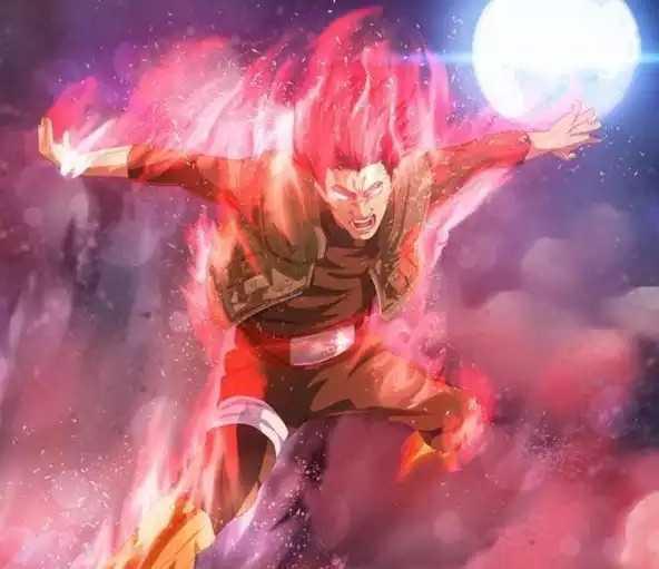 火影之逆天神_火影忍者最强的六个战斗状态,鸣人的女儿小葵最强!