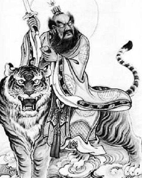 中国道教创始人张道陵创立天师道的传说故事