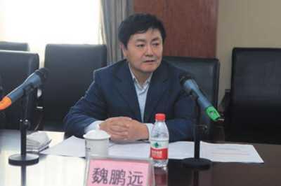 国家能源局原副司长魏鹏远一审被判死缓