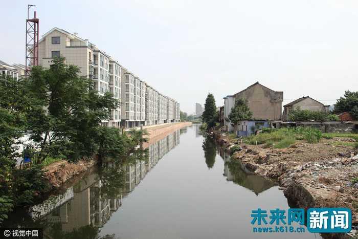 浙江紹興:東湖風景區景中村嬗變擺脫臟亂差