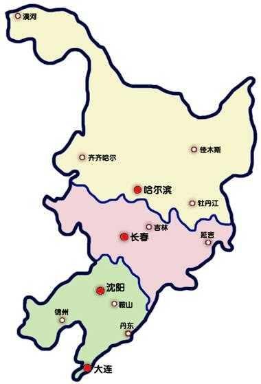 结合祖国地图,详细了解985高校各省分布!