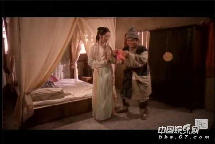 杨思敏裸照_图文直播单立文杨思敏饰演的《新金瓶梅》