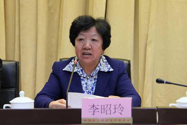 委_闫傲霜任致公党北京市委主委,李昭玲不再担任