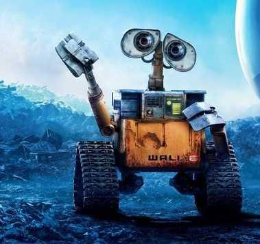 机器人总动\n那个萌萌的瓦力机器人你                    击右上角头
