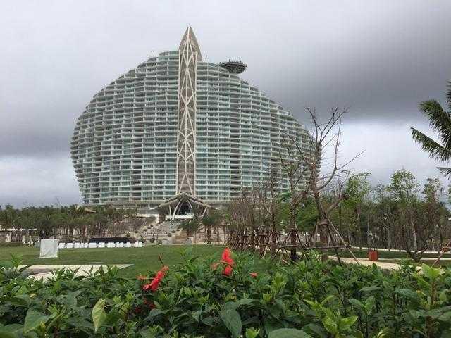 海棠湾红树林度假酒店