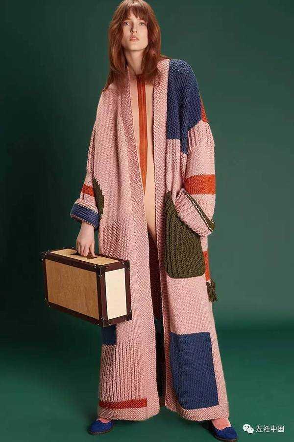 80个服装拼接创意设计|牛仔,针织,皮革.