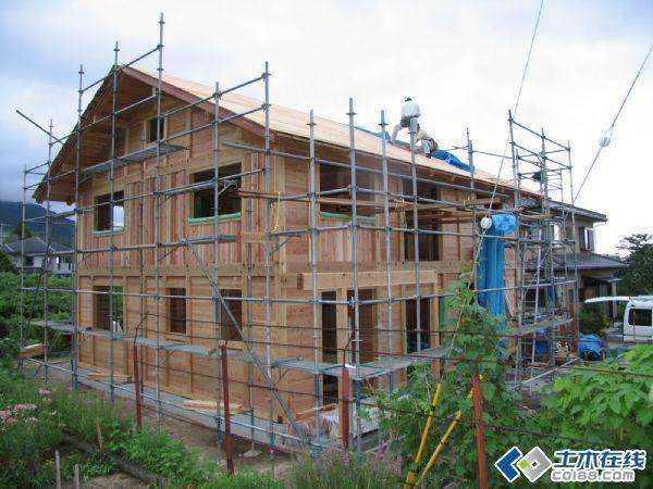 图解日本精致木结构住宅建造