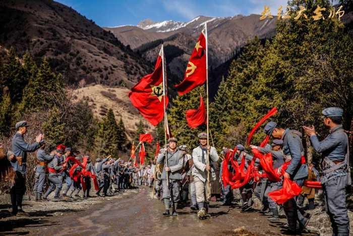 《长征大会师》:国家与人民团结奋进的恢弘史诗
