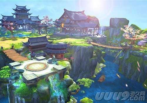 仙侠防御_蓝港大型多人3d仙侠手游《蜀山战纪》今日新版本公测