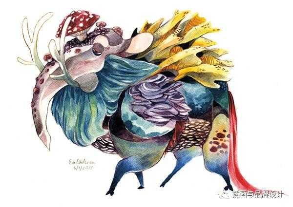 插画师,学习各类插画课程:水彩,彩铅,丙烯,油画;学习人物,动物,风景