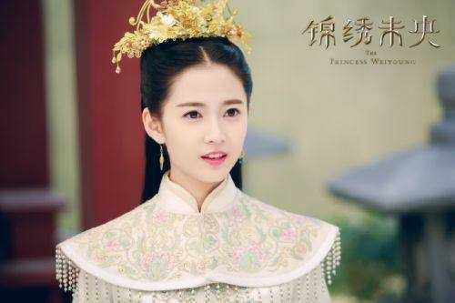你只知道她是《锦绣未央》里的九公主