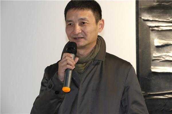 批评家 杨卫 发言