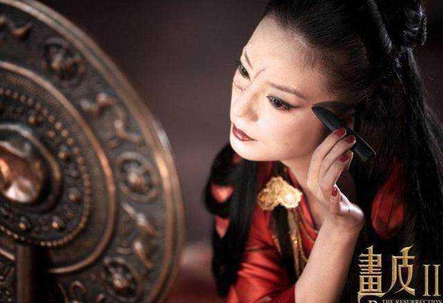 盘点电视剧中被毁容的女星, 赵丽颖最惨, 娜扎妆容最假, 她却真的毁容