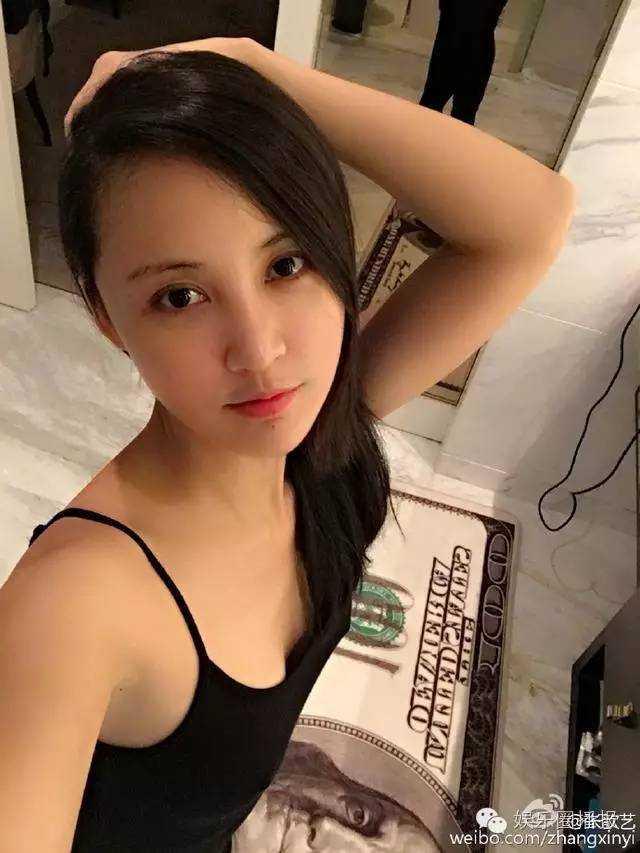 张歆艺产后自拍_张歆艺秀减肥照画面太美,网友:你这都不穿?袁弘会生气