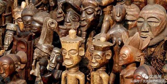 殖民时期:殖民时期非洲木雕以动物和人物的造型为主