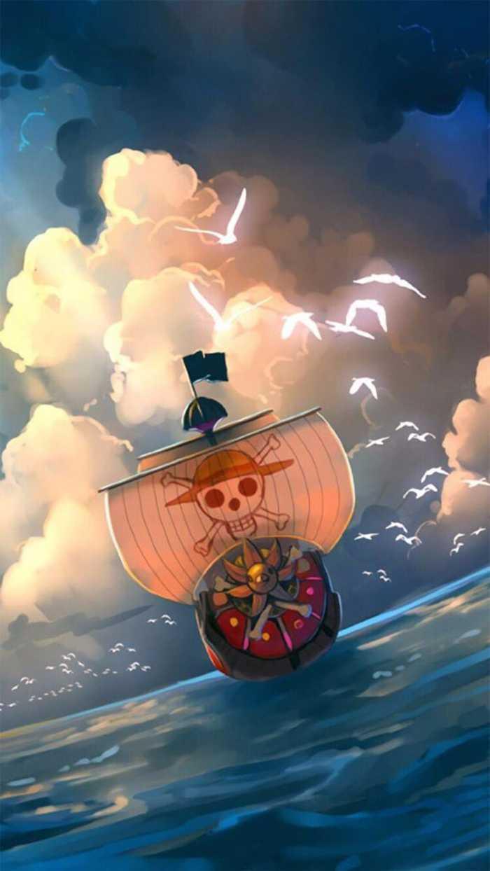 独家|海贼王动态锁屏壁纸来袭!我是要成为海贼王的男人!