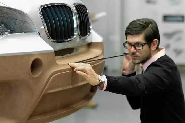 看看汽车设计师是如何工作的