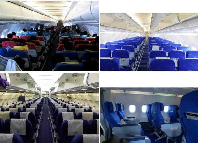 空客a321,该机型是a320系列飞机中最大的飞机成员,属于a320的加长图片