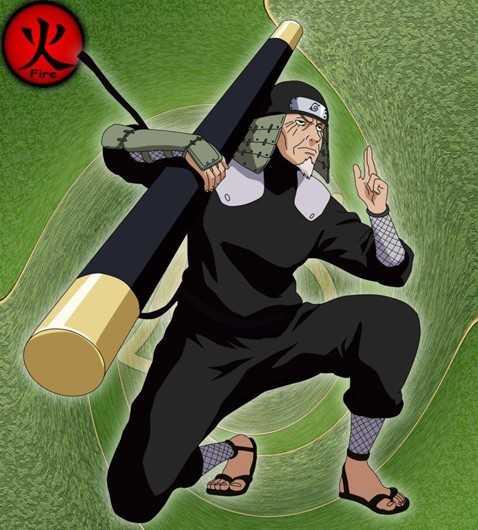 三代火影_猿飞是木叶的三代火影,精通木叶所有忍术,实力强.