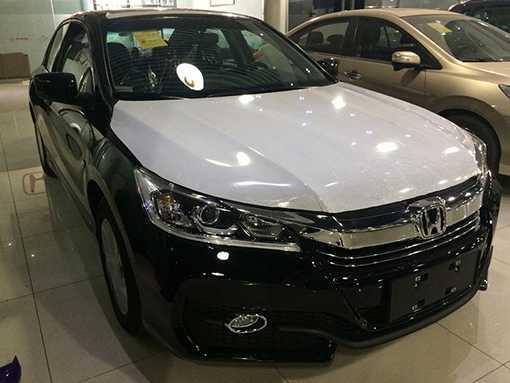 本田雅阁16款最低报价2.0l北京现车销售图片