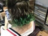 夏天彩虹般的头发 这是你最美的夏季色彩