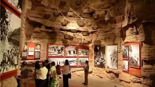 林州市红旗渠纪念馆,青年洞景区将免费开放啦!